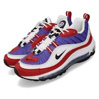 Nike Wmns Air Max 98 Raptors Purple Red Womens Running Shoes AH6799-501