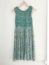 anna sui anthropologie dress, size small, silk