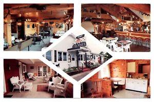 The Pines Family Resort, Copper Harbor, MI Postcard *5F(2)19