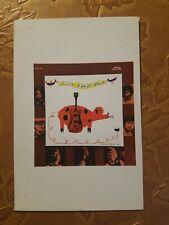 """Bill Graham Postcard """"Elvin Bishop Group"""""""