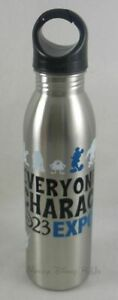 New Disney D23 Expo Everyones A Character Stainless Steel Water Bottle Canteen