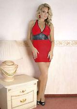 Kurze Damen-Nachtwäsche in Übergröße Wäschegröße 38