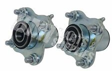 "Set of Two Galvanized Wheel Hub w/Bolts on 2-13/16"" Circle with 5/8"" Bearing"