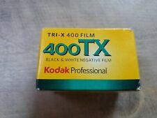 Kodak Professional TX Tri-X B&W Film - 36 Exp New In Box Expiration 12/2013