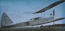 RC Galloping John Sport Biplane / CL Midas Stunter Plans,Templates, Instructions