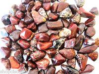 Brecciated Jasper MEDIUM Tumbled Stone QTY - 5 PIECES Healing Crystal Reiki