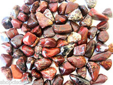 Brecciated Jasper MEDIUM Tumbled Stone QTY - 5 PIECES Healing Crystal Reiki