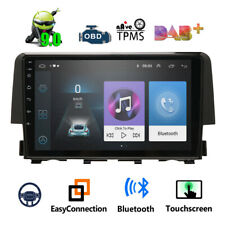 9'' Android 9.0 Car Radio GPS Navigation No DVD Player for Honda Civic 2016 2017