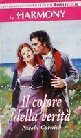 Il colore della verità  Cornick  Harmony - I grandi romanzi di Intimità