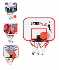 KIDS MINI BASKETBALL Set  Indoor Net Hoop Game