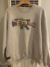 The Berrics Long Sleeve Sweater Rare Hard To Find Skateboarding Xl