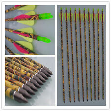 "20 X 31"" CAMO CARBON ARROWS FOR COMPOUND OR RECURVE BOW TARGET ARCHERY NEW"