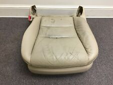 2006 Acura RL Front Bottom Driver Seat Tan Used