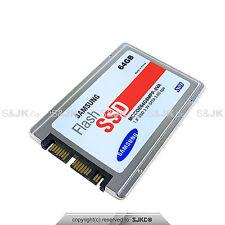 """NEW SAMSUNG Flash 1.8"""" 64GB SSD SATA 2 Solid State Drive MCCOE64G8MPP-0VA F001F"""
