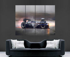 VW VOLKSWAGEN POSTER RAT ROD TUNED CUSTOM CAR WALL ART PICTURE  LARGE GIANT