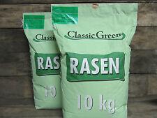 20kg HEGA Classic Green Schattenrasen Rasensamen Rasensaat Rasen nach RSM