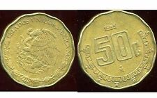 MEXIQUE  50 centavos  1995