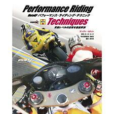 MOTO GP BOOK PERFORMANCE RIDING TECHNIQUES JAPAN 2007 very good