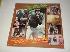 SUGAR MINOTT - SUFFERER'S CHOICE - UK LP BLACK ROOTS RECORDS - 1983 - GT
