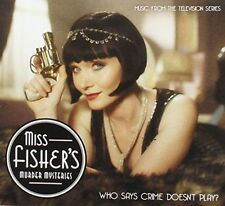 Miss Fisher's Murder Mysteries 2012 Soundtrack CD