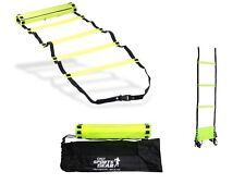 OSG 10 Rung Speed Agility Ladder Soccer Football Fitness Feet Training 4 Meter
