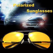 UV400 Polarized Night Vision Glasses Driving Sports Glasses Anti-Glare Sunglass