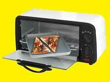 Minibackofen 5 Liter Pizzaofen Snack/Toaster Mini Ofen Mini 650Watt