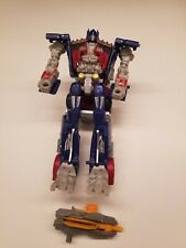 Transformers Walmart Exclusive DOTM Deluxe Optimus Prime Complete