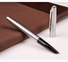 Hero 100 Stainless Steel Golden F Nib Classic Series Fountain Pen