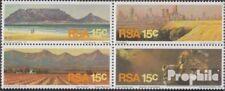 Zuid-Afrika 484-487 Blok van vier (compleet.Kwestie.) First Day Cover 1975 Toeri