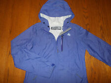 PARADOX FULL ZIP PURPLE HOODED RAIN JACKET WOMENS SMALL EXCELLENT CONDITION