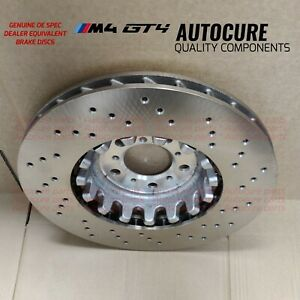 FOR BMW M3 E92 E93 ATE PERFORATED FRONT AND REAR BRAKE DISCS