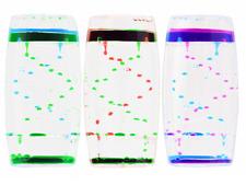 Duo 2 Colour Sensory Liquid Shower Timer, Visual Calming ASD ADHD SEN