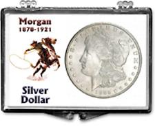 Snaplock Case (2x3) For US Silver Dollars CHOOSE DESIGN ( Four Designs)