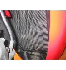 HONDA CBR 1000 RR 2006 > 2007 PROTECTION DE RADIATEUR D' EAU R&G GRILLE