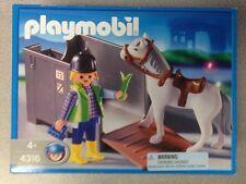 Playmobil Horse Cargo 4316- New