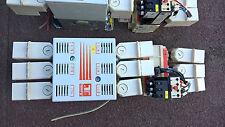 PLC LOVATO TELERUTTORE B115 + RF180.125 + RF25.5 440V 70KW 75HP 600V 110A/160A