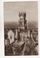 Portugal Cintra Palacio da Pena Vintage RP Postcard 366b