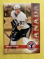 2010 Upper Deck National Hockey Card Day #HCD6 Sidney Crosby Pittsburgh Penguins
