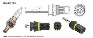 NGK NTK Oxygen Lambda Sensor OZA683-EE3 fits Mercedes-Benz CLS-Class CLS 500 ...
