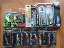 **NEW** 14 x Assorted Bream / Whiting Hard Bodied Lures - Usami, JJ's, Owner etc
