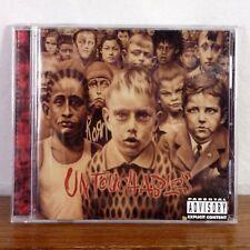RARE Korn Untouchables CD Album 2002 Epic Playgraded M- Nu Metal Slipknot