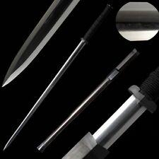 Brave Sword Hexahedron Blade Sharp Composite Folded Pattern Steel 驍影戰劍#1119