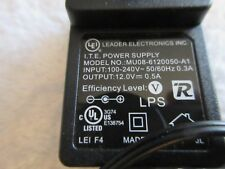 I.T.E Power Supply - Model #Mu08-6120050-A1