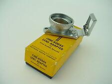 Cine Kodak Lens Adapter For Cine-Kodak Special 15mm lens - MINT& BOXED