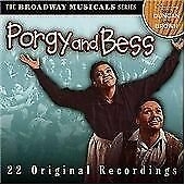 The Broadway Musicals Series - Porgy and Bess CD