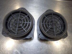 Audi A1 8X Türlautsprecher hinten Lautsprecher Tür speaker  8X0035411