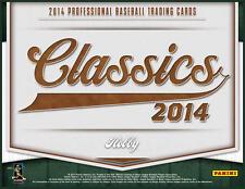 2014 Panini Classics Baseball - Pick A Player