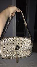 Versace Vanitas Stud Purse In Gold