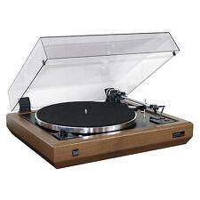 Dual CS 505-4 Plattenspieler Nussbaum Special Limited Edition + Ortofon OMB 10